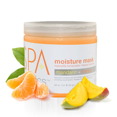 Foot Mud / Mask - Mandarin + Mango Moisture Mask 16 Oz