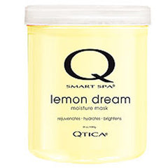 Foot Mud / Mask - Qtica Smart Spa Moisture Mask - Lemon Dream
