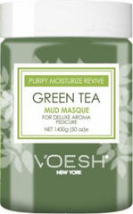 Foot Mud / Mask - Voesh Green Tea Mud Masque 50 Oz.