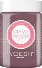 Foot Mud / Mask - Voesh Vitamin Recharge Mud Masque 50 Oz.
