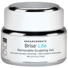 Gel Nails - CND Brisa Lite Sculpting Gel