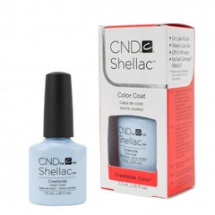 Gel Nails - CND Shellac Creekside