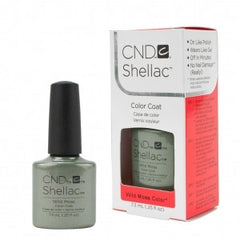 Gel Nails - CND Shellac Wild Moss