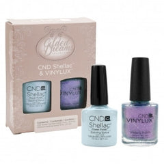 Gel Nails - CND Vinylux Shellac Set Nail Polish Gilded Dreams Dazzling Dance