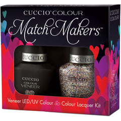 Gel Nails - Cuccio Colour Veneer - Bean There Done That!