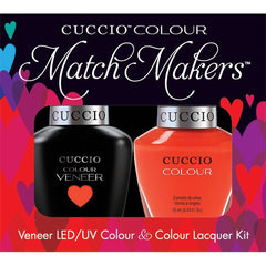 Gel Nails - Cuccio Colour Veneer - Shaking My Morocco