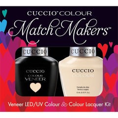Gel Nails - Cuccio Colour Veneer - So So Sofia