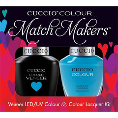 Gel Nails - Cuccio Colour Veneer - St.Barts In A Bottle