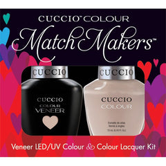 Gel Nails - Cuccio Colour Veneer - Tel-Aviv Me All About It
