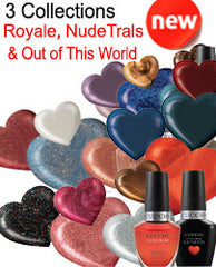 Gel Nails - CUCCIO MATCH MAKERS 22 NEW COLORS