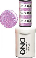 Gel Nails - DND - Pretty In Pink
