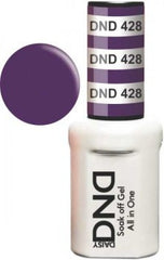 Gel Nails - DND - Rosewood