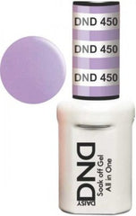 Gel Nails - DND - Sweet Purple