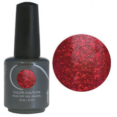Gel Nails - Entity One Couture Soak Off Gel - All Made Up (Glitter) .5oz