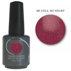 Gel Nails - Entity One Couture Soak Off Gel - Be Still My Heart .5oz