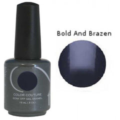 Gel Nails - Entity One Couture Soak Off Gel - Bold And Brazen .5oz