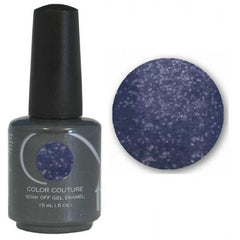 Gel Nails - Entity One Couture Soak Off Gel - Denim Diva .5oz