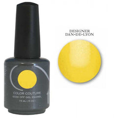 Gel Nails - Entity One Couture Soak Off Gel - Designer Dan-de-Lyon .5oz