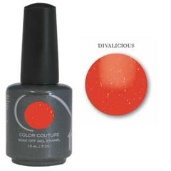 Gel Nails - Entity One Couture Soak Off Gel - Divalicious .5oz