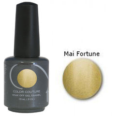 Gel Nails - Entity One Couture Soak Off Gel - Mai Fortune .5oz