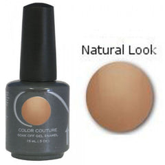 Gel Nails - Entity One Couture Soak Off Gel - Natural Look .5oz