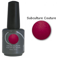 Gel Nails - Entity One Couture Soak Off Gel - Subculture Couture .5oz