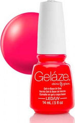 Gel Nails - Gelaze - Pool Party