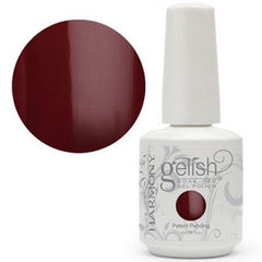 Gel Nails - Gelish Black Cherry Berry Gel Nail Polish