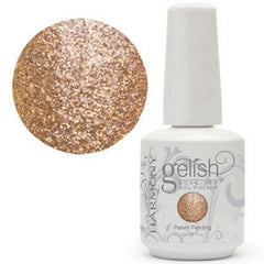 Gel Nails - Gelish Bronzed Gel Nail Polish