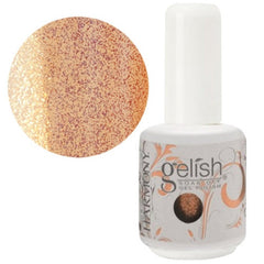 Gel Nails - Gelish Close Your Fingers And Cross Your Eyes Gel Nail Polish