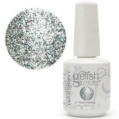 Gel Nails - Gelish Emerald Dust Gel Nail Polish