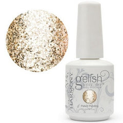 Gel Nails - Gelish Golden Treasure Gel Nail Polish