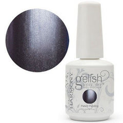 Gel Nails - Gelish Midnight Caller Gel Nail Polish