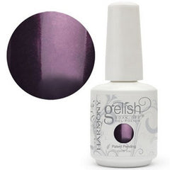 Gel Nails - Gelish Plum And Done Gel Nail Polish