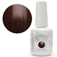 Gel Nails - Gelish Sweet Chocolate Gel Nail Polish
