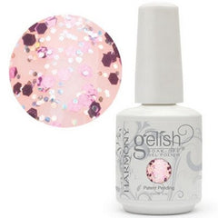 Gel Nails - Gelish Tumberline Violet Gel Nail Polish