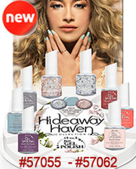 Gel Nails - IBD JUST GEL HIDEAWAY HAVEN COLLECTION COLORS