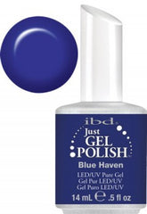 Gel Nails - Just Gel Polish - Blue Haven