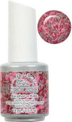 Gel Nails - Just Gel Polish - Eu-Phor-a Kiss