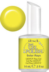 Gel Nails - Just Gel Polish - Solar Rays
