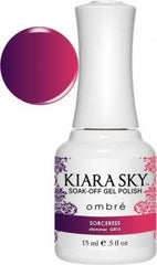 Gel Nails - Kiara Sky Gel Polish - Sorceress