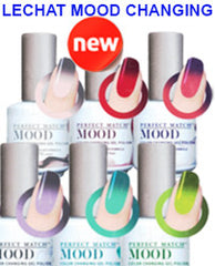Gel Nails - LECHAT MOOD CHANGING 6 COLORS