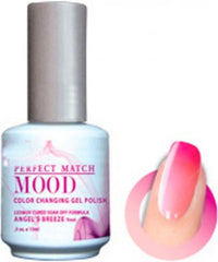 Gel Nails - Mood - Angel's Breeze