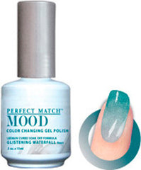 Gel Nails - Mood - Glistening Waterfall