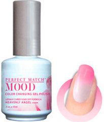 Gel Nails - Mood - Heavenly Angel