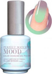 Gel Nails - Mood - Island Wonder