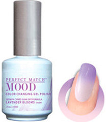 Gel Nails - Mood - Lavender Blooms