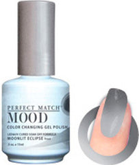 Gel Nails - Mood - Moonlit Eclipse