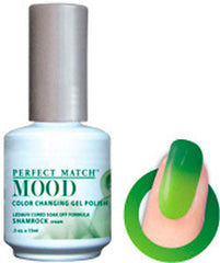 Gel Nails - Mood - Shamrock