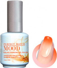 Gel Nails - Mood - Sunrise Sunset